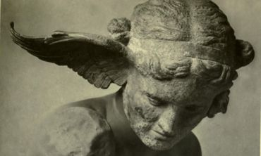 Bronze head of Hypnos, god of Sleep