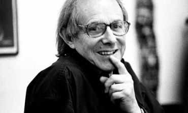 Head and shoulders image of Ken Loach