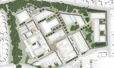 Old Road Campus - Master plan