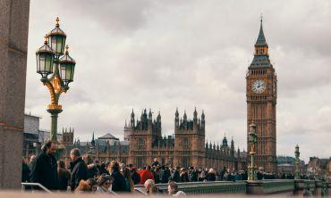 View across Westminster Bridge