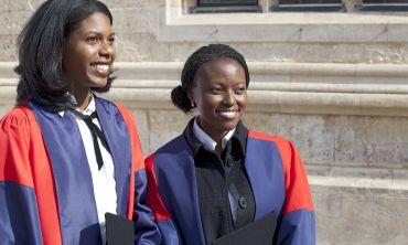 Oxford Graduands