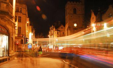 Oxford student nightlife