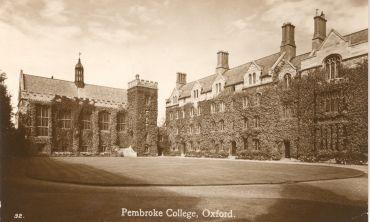 Pembroke at war