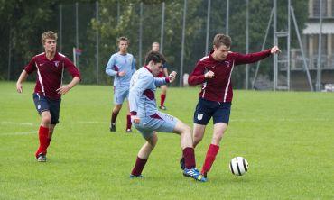 Oxford University football match