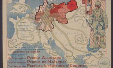 World War I Centenary: Continuations and Beginnings