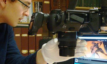 Beazley Archive imaging