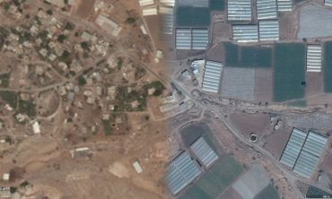 Satellite imaging can bring out amazing ground level detail which is obscured by poor resolution imaging