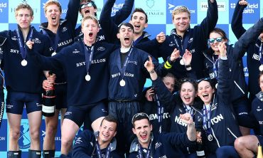 Oxford's 2015 winning teams