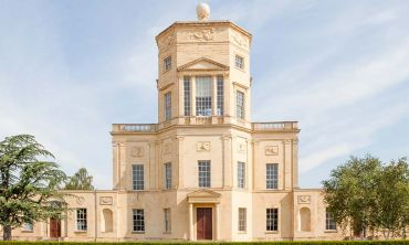 Photograph of the Radcliffe Observatory