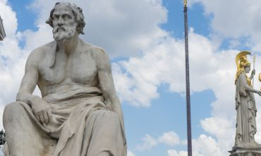 Thucydides, the great Greek historian, made the first close observation of the impact of a pandemic