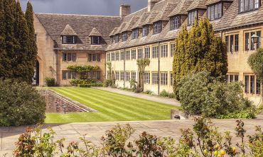 Spring at Nuffield College