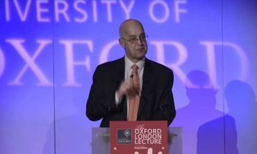 Oxford London Lecture 2012 -- introduction
