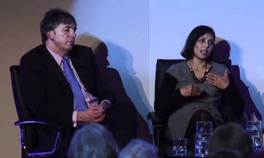 Oxford London Lecture 2011 - Discussion Panel