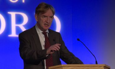 Oxford London Lecture 2016: Vaccines for Ebola: Tackling a Market Failure