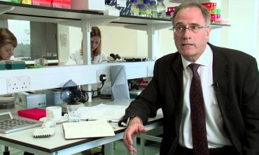 Alex Halliday, Head of Mathematical, Physical & Life Sciences Division