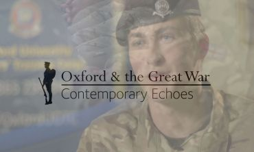 Oxford and the Great War: Contemporary Echoes