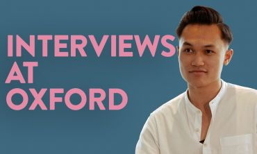 Interviews at Oxford