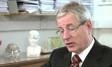Alastair Buchan, Head of Medical Sciences Division