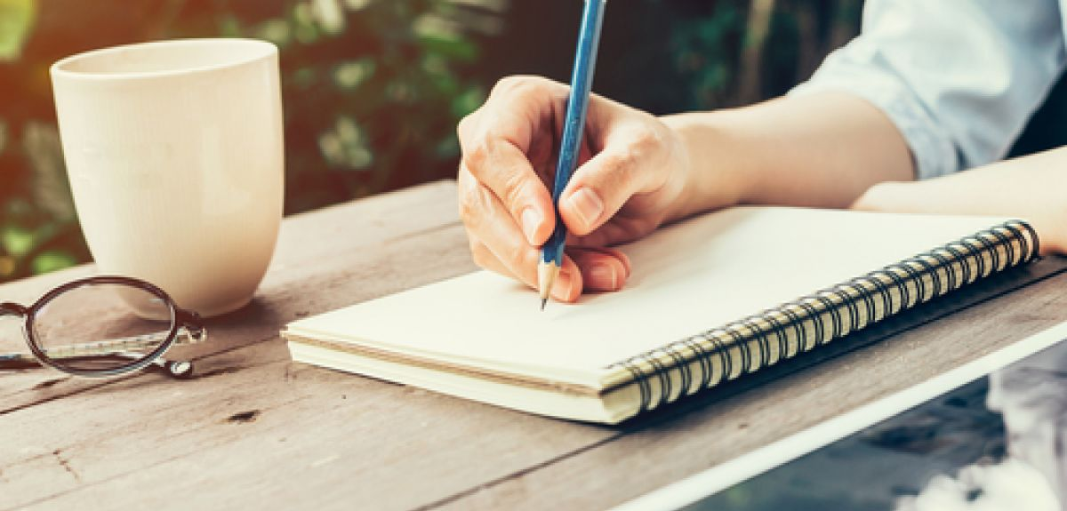 Hand writing - developing yourself