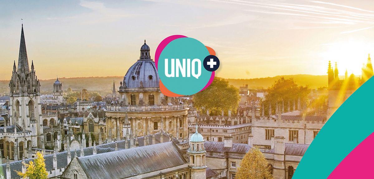 UNIQ+ banner