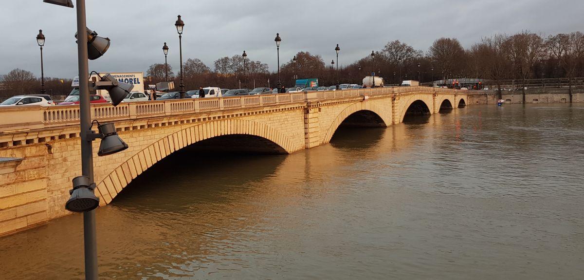 Jan-Feb 2018 Paris floods