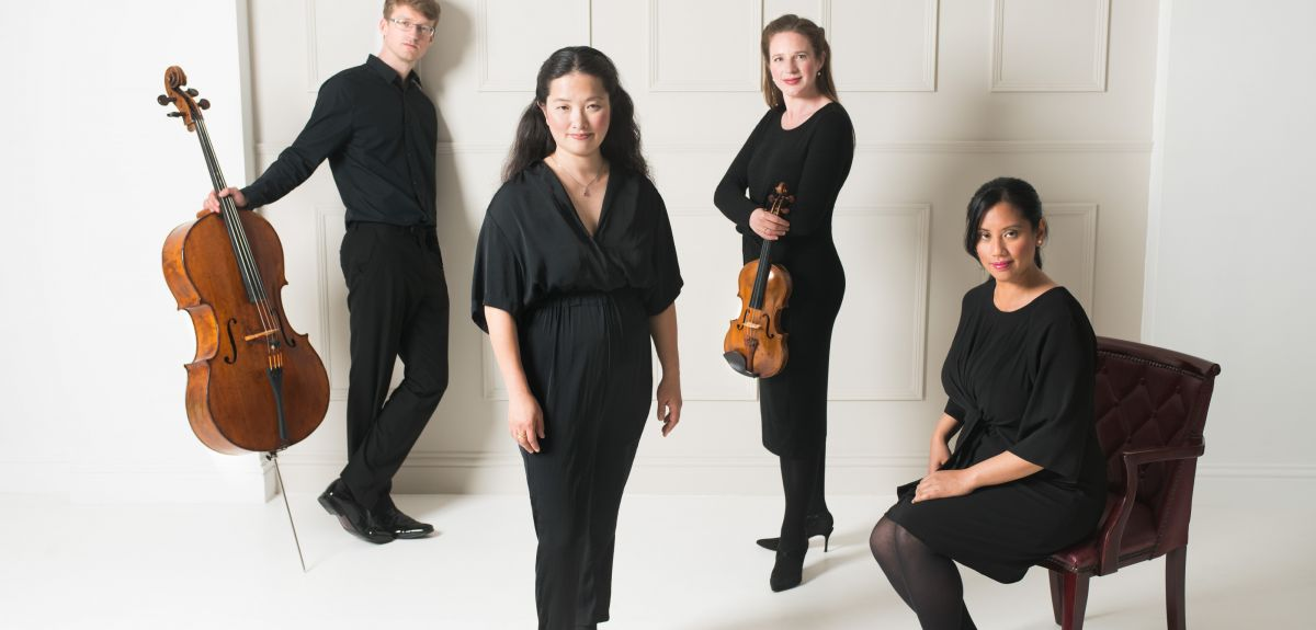 focusing on the string quartet, it explores larger debates around inclusivity, access and identity within the classical music scene