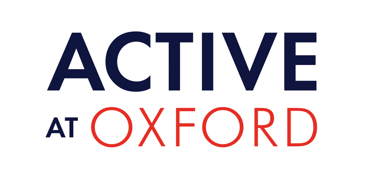 Get active at Oxford
