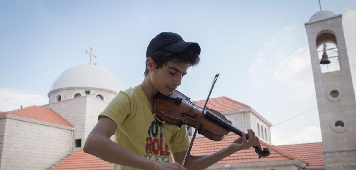 Aboud violin