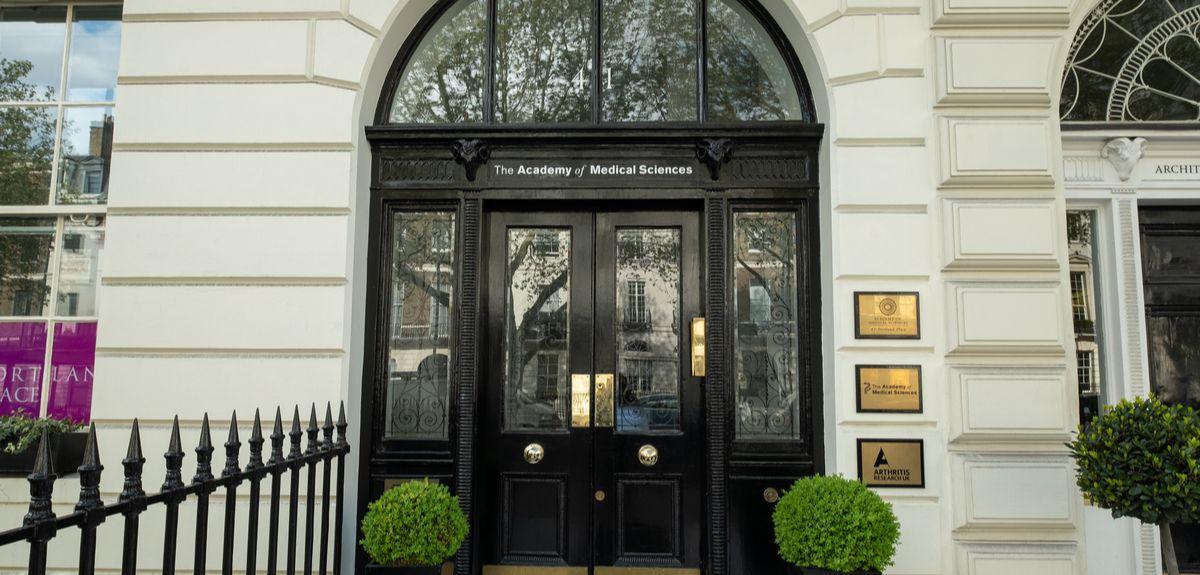 Academy of Medical Sciences exterior