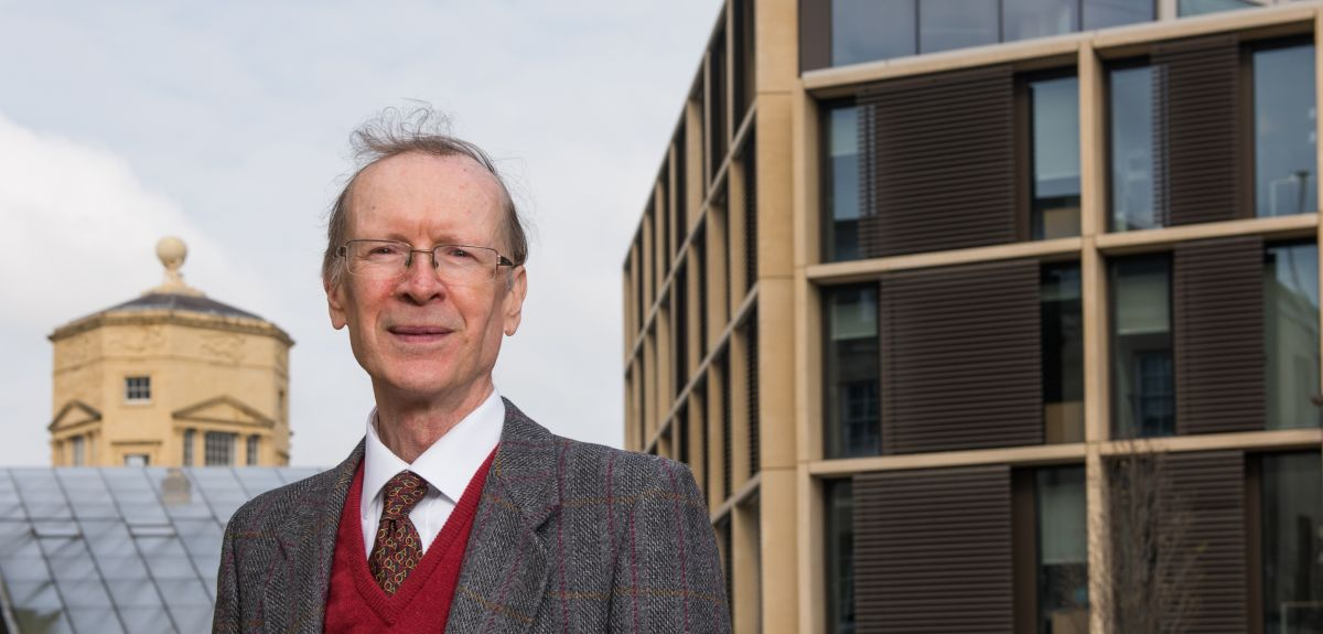 Sir Andrew Wiles