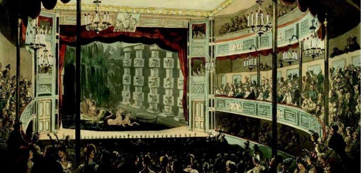 Bodleian theatre