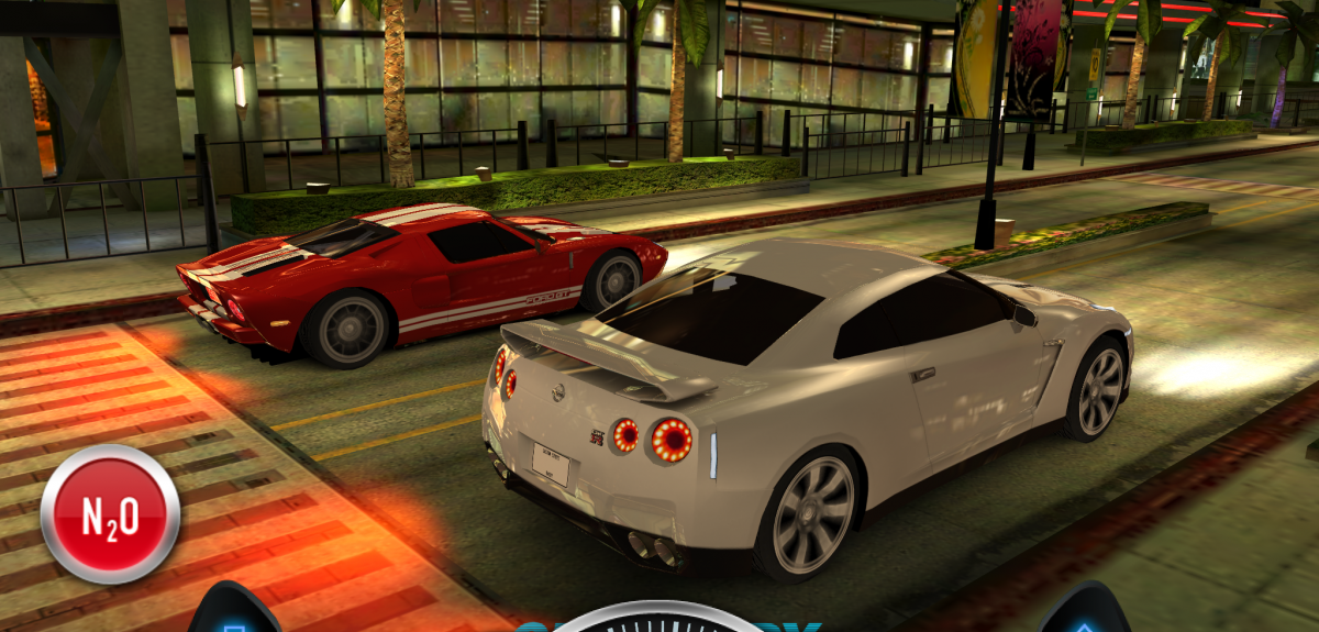 CSR Racing - a best-selling game from Oxford University spin-out Natural Motion
