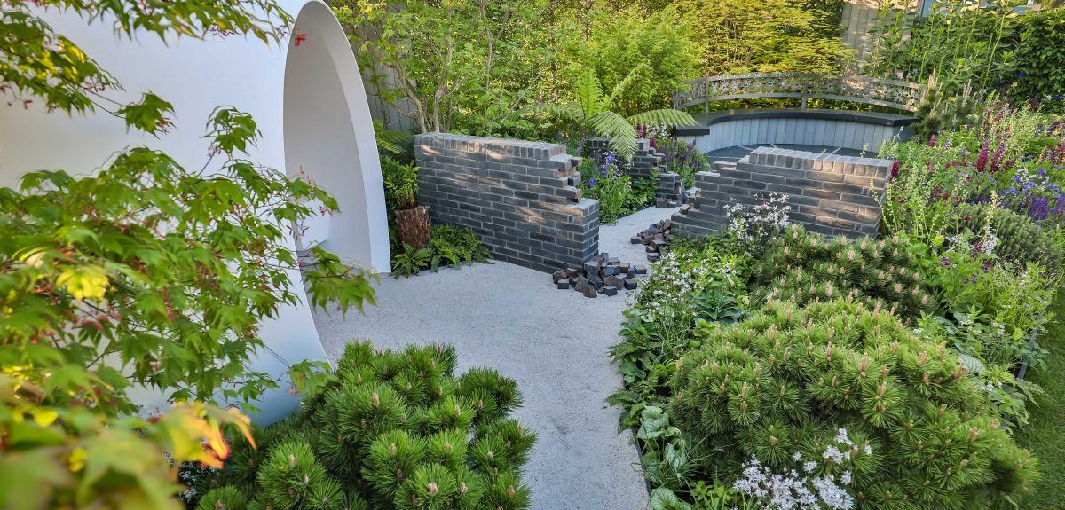 HIV researchers create Chelsea garden to raise awareness of disease stigma