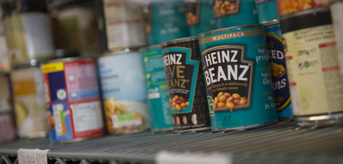 Food poverty:a pressing issue facing the UK.
