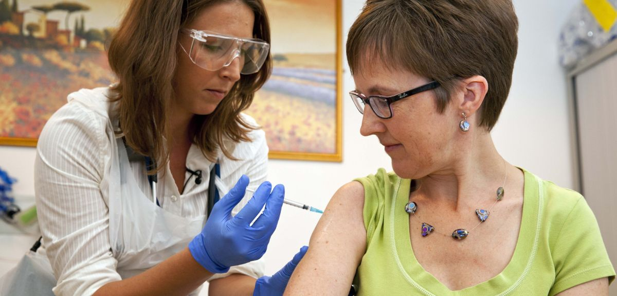 First volunteer receives Ebola vaccine as part of UK trial