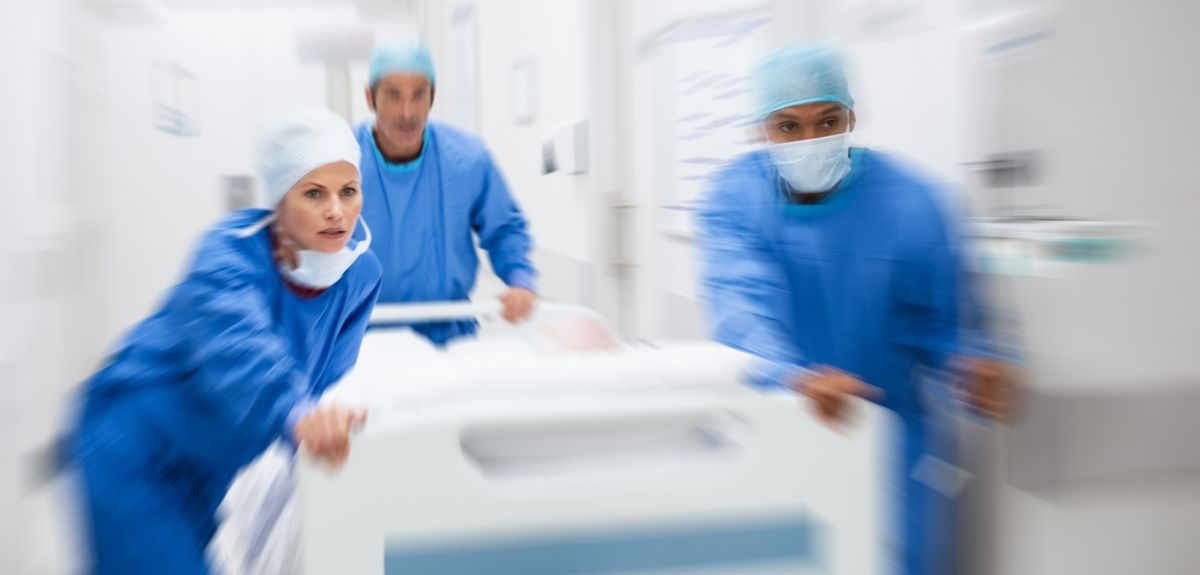 Machine learning can be used to predict which patients require emergency admission