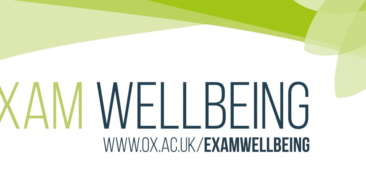 exam wellbeing