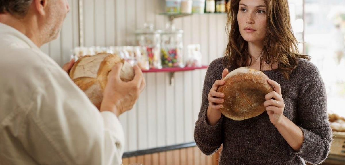 Actress Gemma Arterton plays Gemma Bovery in the new film