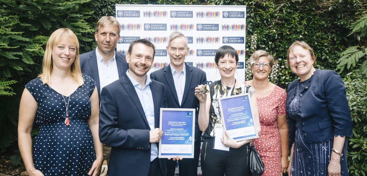 Vice-Chancellor's Public Engagement with Research Awards