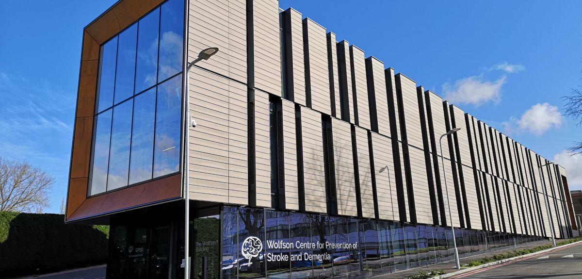 New stroke research centre opens in Oxford