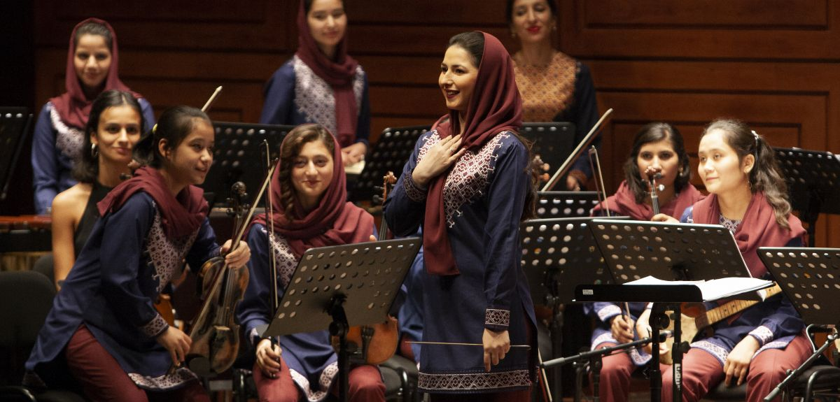 Afghan Women's Orchestra