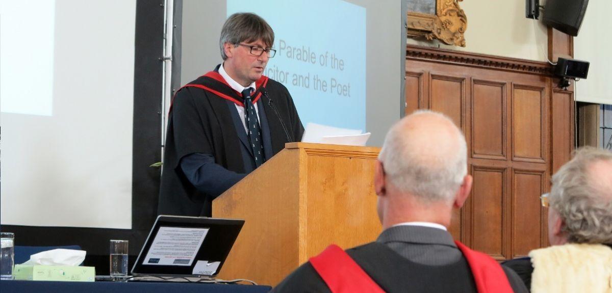 Simon Armitage lecture