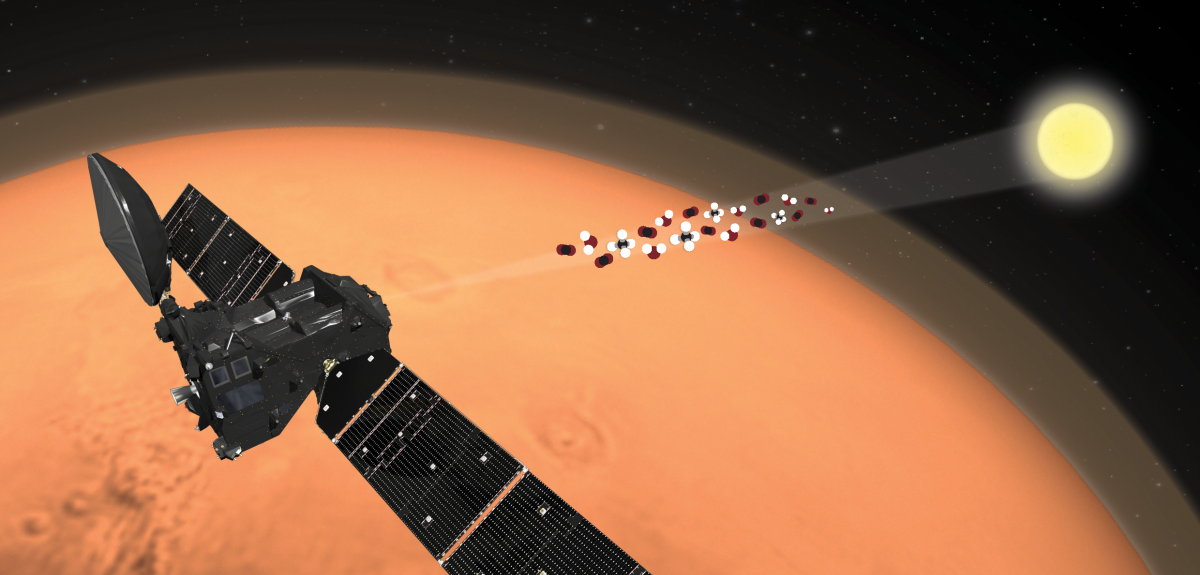Satellite: Trace Gas Orbiter