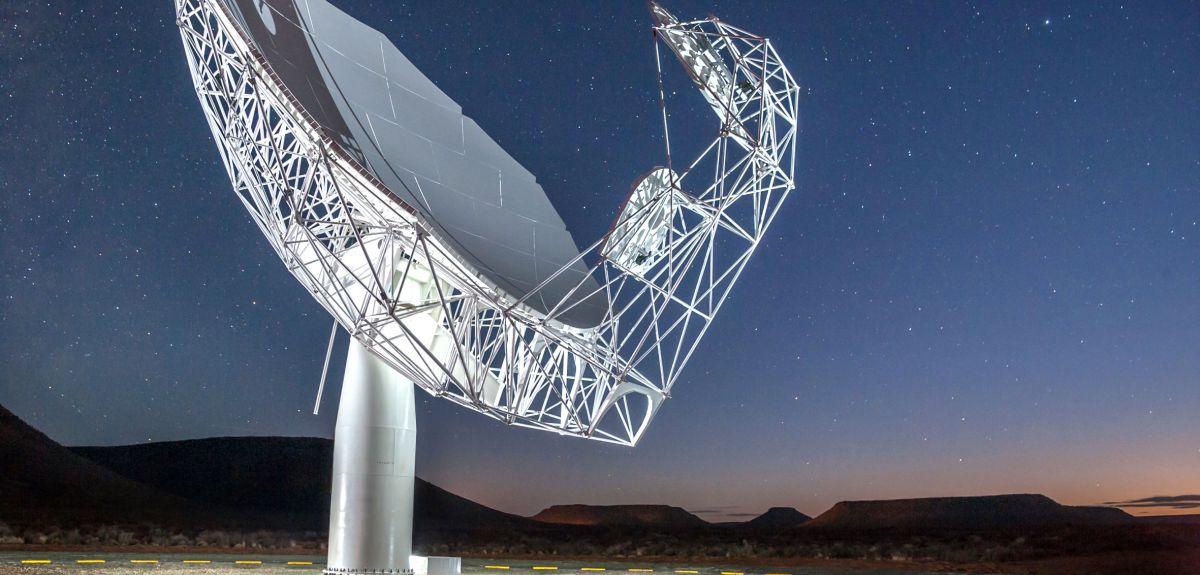 MeerKAT antenna