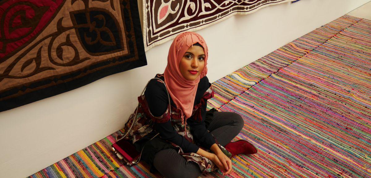 Student Nabeela Zaman