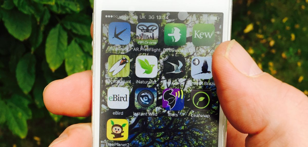 The research identified the 'holy grail' of nature-based apps as one that could identify a bird call or animal noises.