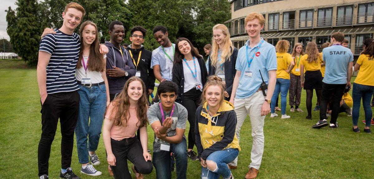 UNIQ summer school students spend a free week in Oxford.