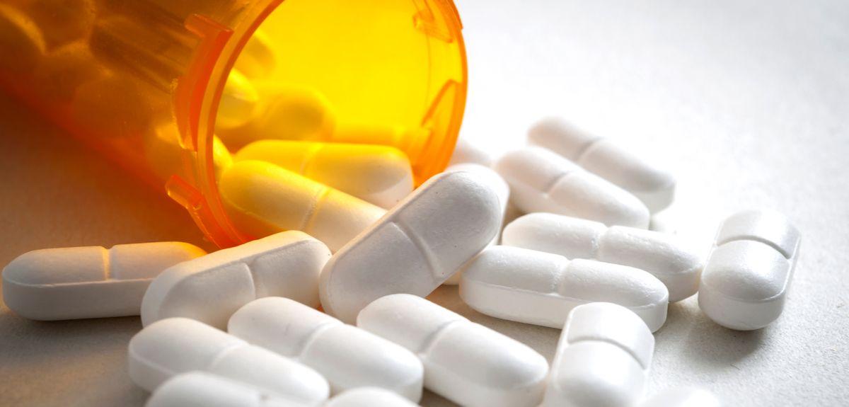 Concerns raised as opioid prescriptions rise across UK