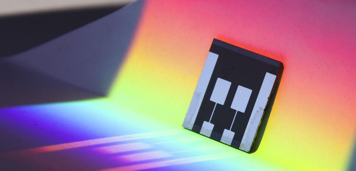 Perovskite tandem solar cell