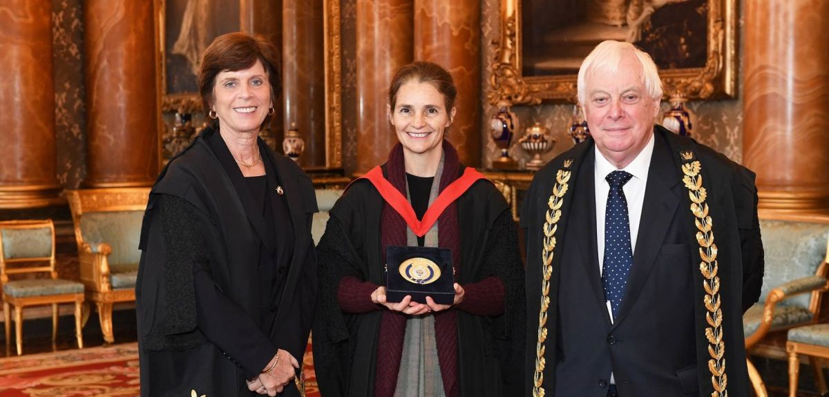 Oxford awarded top Royal prize for anti-poverty work